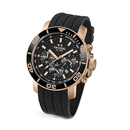 TW Steel Grandeur Quartz Male Watch TW703 (Certified Pre-Owned)