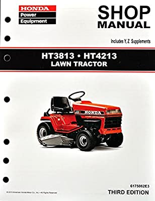 honda ht3813 service manual wiring diagram u2022 rh 149 28 103 1 Honda Riding Mowers honda 4013 owners manual