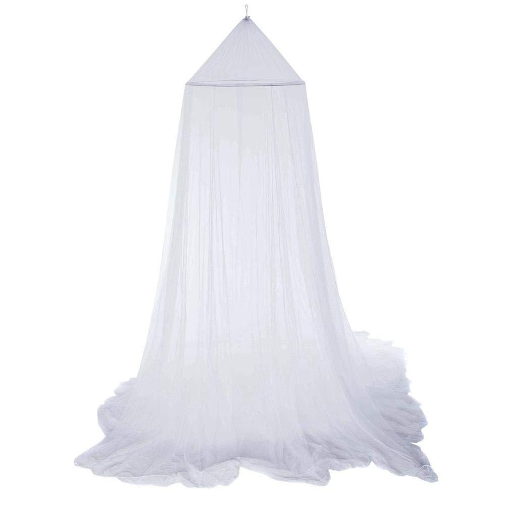 Pirulos 84100022 color blanco natural Dosel con organza