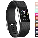 iGK For Fitbit Charge 2 Bands, Adjustable Replacement Bands...