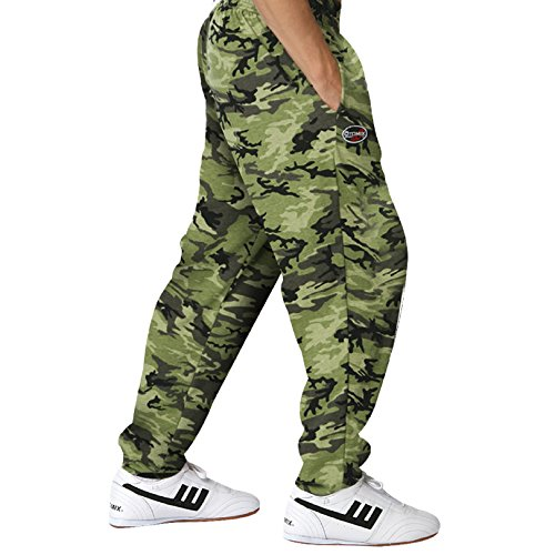 Otomix Youth Kids Camo Baggy Kicking Pants (Youth LG)
