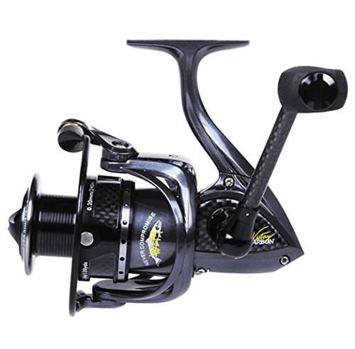Eagle Claw Skeet Reese Victory Pro Carbon 2000 Spin Reel
