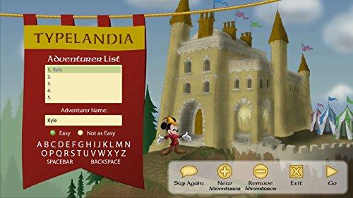 51A1w8WBYjL - Disney: Mickey's Typing Adventure