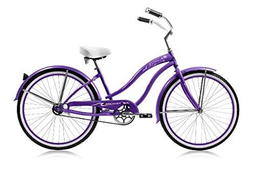 Micargi Bicycle Industries Rover Single Speed Ride On, Purple