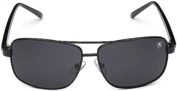 10f910d86a Amazon.com  Square Retro 80s Aviator Sunglasses Men s Women s Metal Fashion Glasses  Black Gold Silver Gray  Clothing