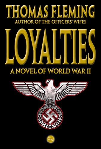 Loyalties: A Novel of World War II cover