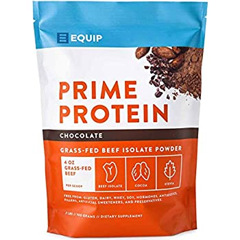 Amazon Com Chocolate Beef Paleo Protein Powder Keto