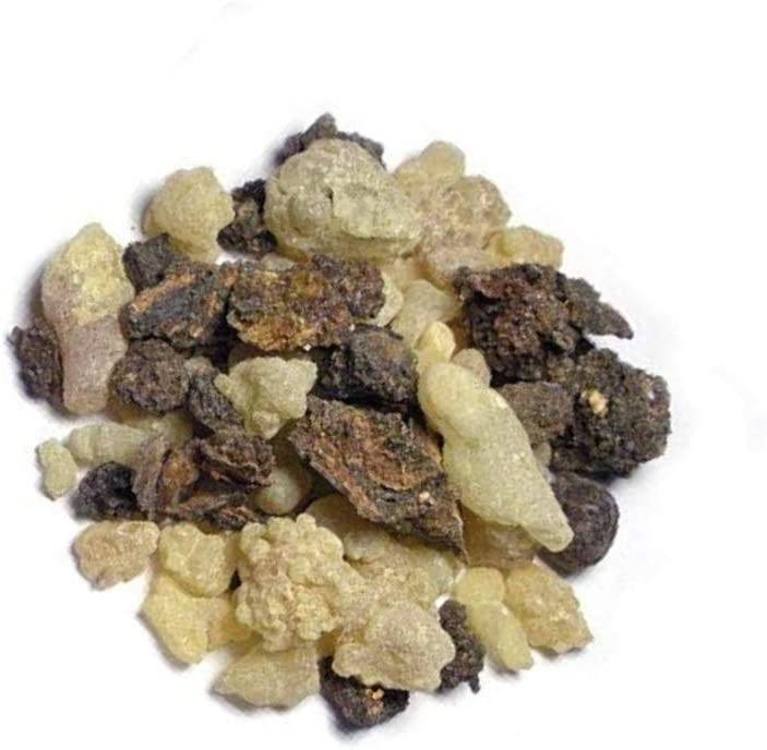 1 Pound LB Frankincense and Myrrh Resin Incense, for Purifying, Cleansing, Healing, Metaphysical, Meditation and Wicca