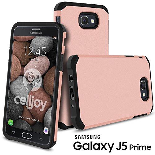 Slim Armor TPU Case for Samsung Galaxy J5 (Gold) - 8