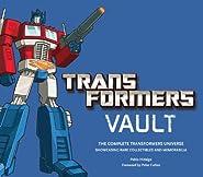 Transformers Vault: Showcasing Rare Collectibles and Memorabilia