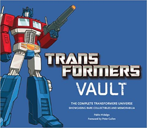 Transformers Vault: Showcasing Rare Collectibles and