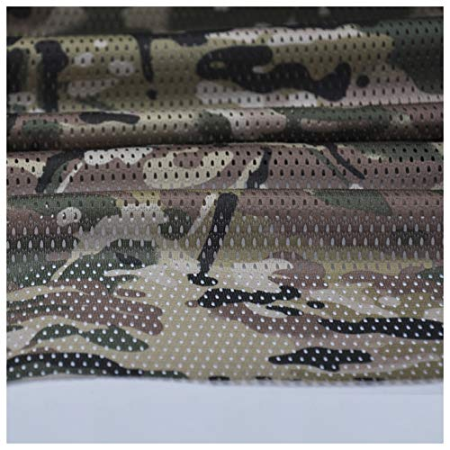 (Deep Multicam Pattern Camouflage Camo Net Cover Military 60