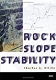 Rock Slope Stability, Kliche, Charles A., 0873351711