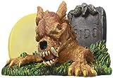 zombie fish tank - Penn Plax Zombie Werewolf Aquarium Ornament, 4.1 by 3 by 3-Inch