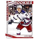 24e66de46 Amazon.com  2018-19 Panini NHL Stickers Hockey  168 Jesper Fast New ...