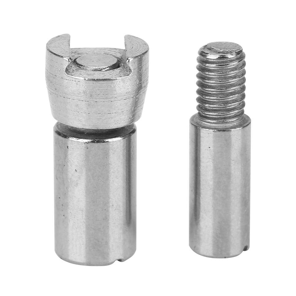 calibradores digitales soporte de base magn/ético ajustable con indicador de prueba de car/átula amarilla calibre 0-0,8 mm Soporte para indicador de car/átula