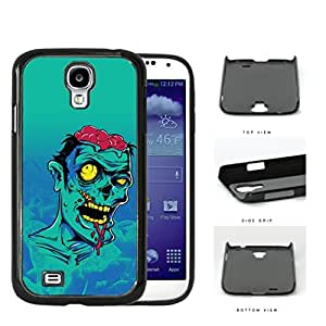 Extremely Bruised Zombie Cartoon Portrait Hard Plastic Snap On Cell Phone Case Samsung Galaxy S4 SIV I9500