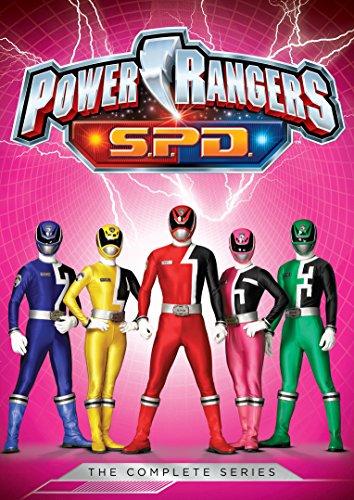 Power Rangers: S.P.D.: The Complete - Spd Power Ranger Videos