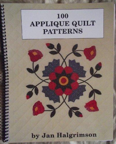 100 Applique Quilt Patterns