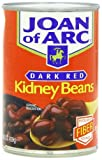 joan of arc chili beans - Joan of Arc Beans, Dark Red Kidney Beans, 15.5 Ounce (Pack of 24)