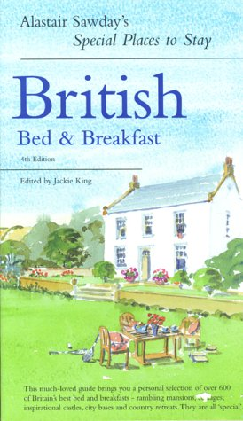 Special Places to Stay British Bed & Breakfast...
