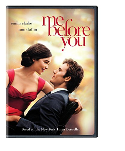 DVD : Me Before You (Eco Amaray Case, Dolby, AC-3)