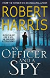Front cover for the book An Officer and a Spy by Robert Harris