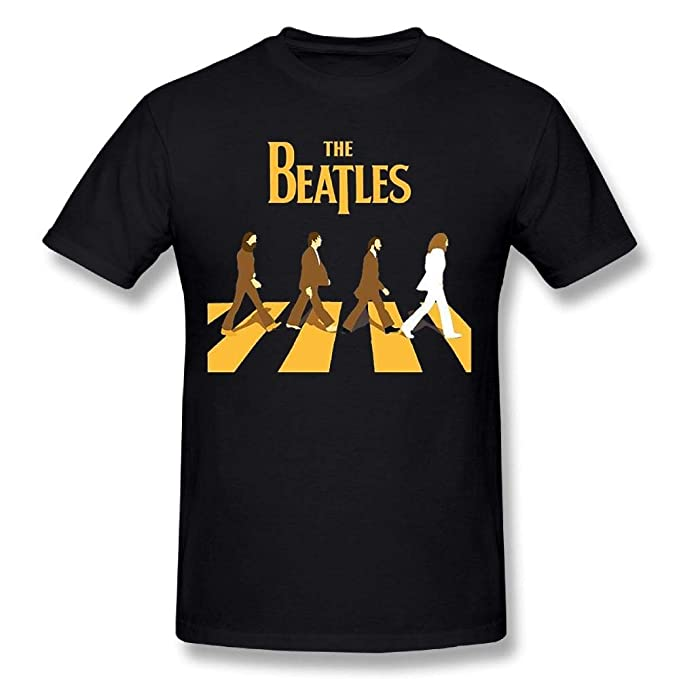 Amazon.com: Man The Beatles Abbey Road Particular Tee: Clothing
