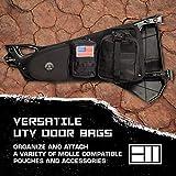 Bombshell Gear Polaris RZR Door Bags, Military