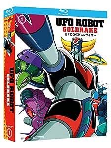 Ufo Robot Goldrake #01 (5 Blu-Ray) [Italia] [Blu-ray]: Amazon.es: Tomoharu Katsumata: Cine y Series TV