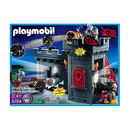 Playmobil Knights Dungeon