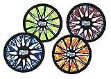 Sunlite Industrial SOAK Water Series Spin Twist Frisbee, Colors Vary