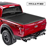 Roll-N-Lock LG221M Locking Retractable M-Series Truck Bed Tonneau Cover for 2014-2018 Silverado & Sierra 1500 | Fits 6.6' Bed