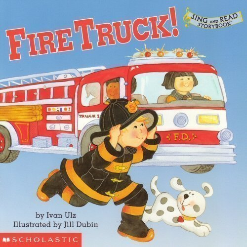 Elliot's Fire Truck has been added