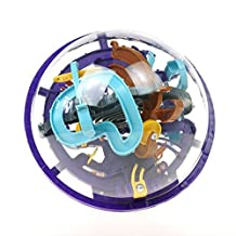Intellect 3D Maze Ballb toys:Magic Puzzle Game Independent Play for Children