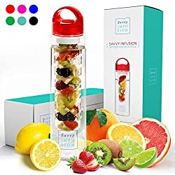 Best Savvy Infusion Water Bottle Review
