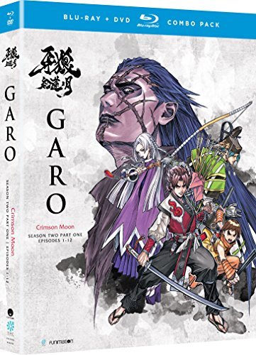 GARO: Crimson Moon - Season Two, Part One (Blu-ray/DVD Combo)