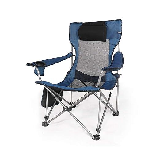 HPLL Silla de Camping Plegable Sillas de Playa Para Acampar ...