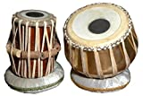 Handmade Brass Tabla Drum Set By Best Indian Professionals with Base N Cover