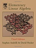 img - for Elementary Linear Algebra, Third Edition book / textbook / text book