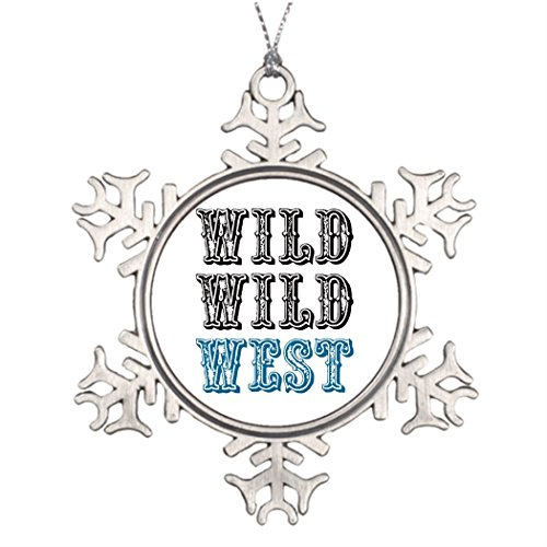 Touytlyd Tree Decorating Ideas Man Outdoor Christmas Decorations City Wild Wild West! - -
