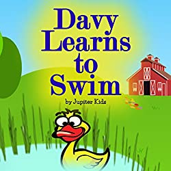 Davy Learns to Swim