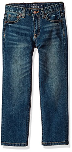 Lucky Brand Toddler Boys' Skinny Fit Denim Jeans, Yorba Linda, 3T