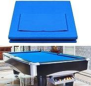 Boshen Worsted Blend Billiard Cloth Pool Table Felt Fast Speed for 7' 8' 9' Pool Table Pre Cut
