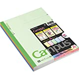 Five books set Roh-3CAX5 30 pieces of Kokuyo Campus Notes No. 6 semi-B5 A ruled line (japan import)