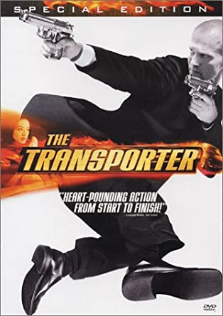 Amazon.co.jp: The Transporter: DVD