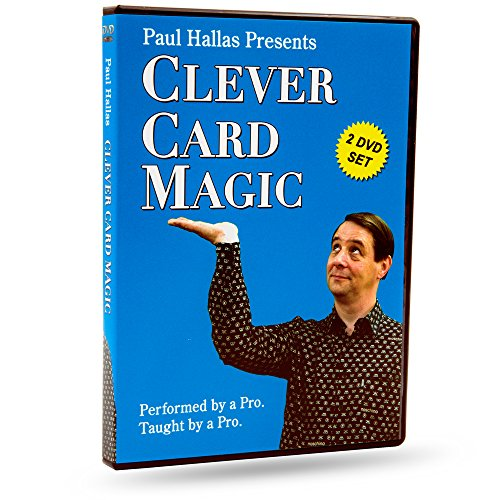 Magic Makers Clever Card Magic - 2 Volume Course in Routine Based Card -