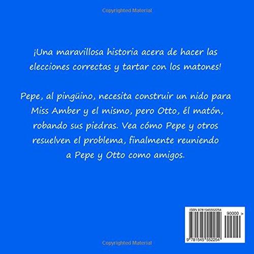 Pepe Construye un Nido (Historias para los Primeros Años) (Volume 1) (Spanish Edition): Theodore Jerome Cohen: 9781545552254: Amazon.com: Books