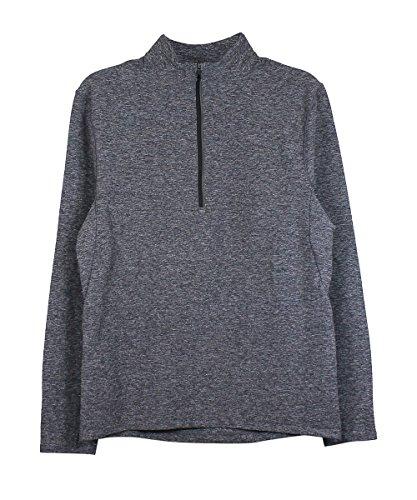Lululemon Surge Warm Half Zip Blue HBLK Heathered Black NWT Yoga Run Size - Run Lululemon Jacket