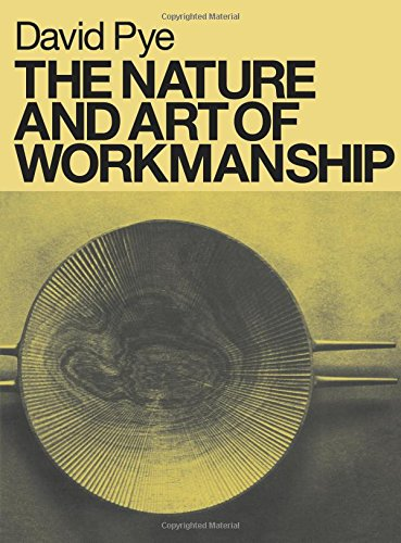 Pdf Home The Nature and Art of Workmanship